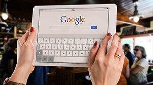 ipad google