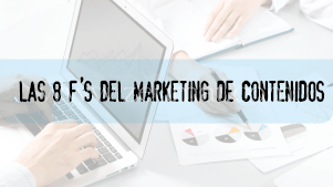 las 8 f's del marketing