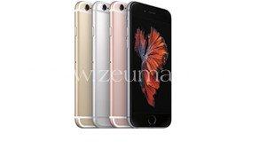 los nuevos iphone 6s