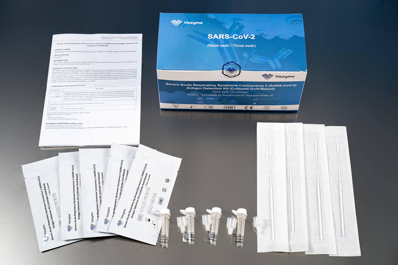 test covid antigeno